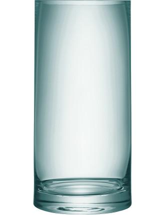 Column Vase Clear 36x17cm