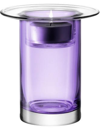 Tondo Lantern 15.5cm Violet