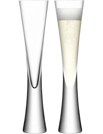 Moya Champagne Flute Box Of Two