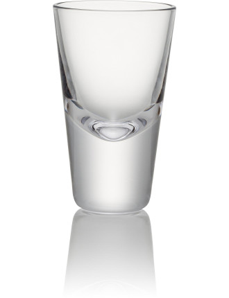 Lulu Vodka Glass Assorted  Set 4