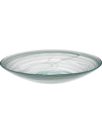 Centrepiece Platter 40 Cm  - Aqua