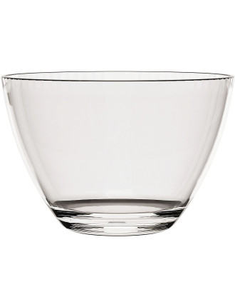 Salut 22cm  Glass Salad Bowl
