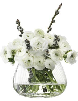Flower Texture Table Arrangement Vase 11.5cm T