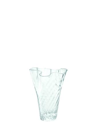 Chiffon Vase Optic 35cm