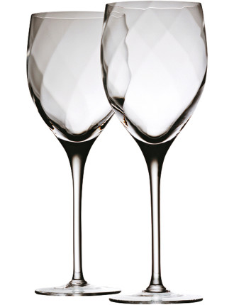 Silhouette Goblet Pair