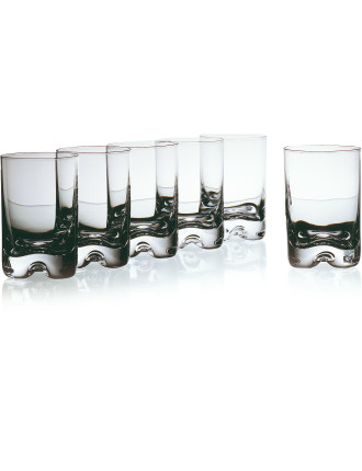 Corona Whisky Glass Box of 6