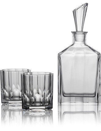 Aspen Whisky 3-Piece Set