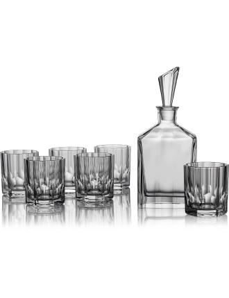 Aspen Whisky 7-Piece Set