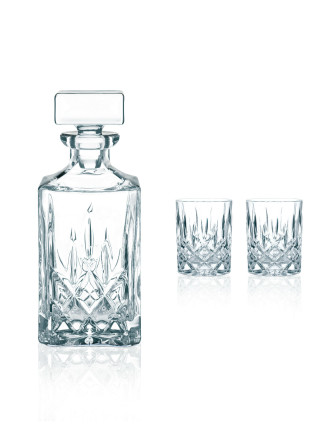 Noblesse Whisky 3-Piece Set