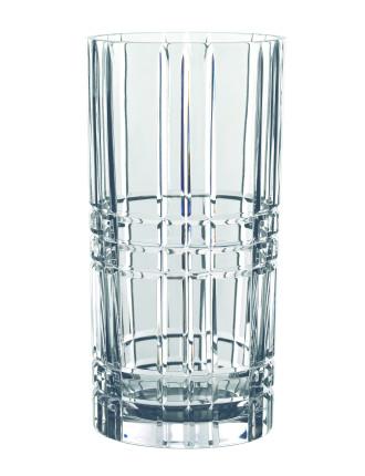 Square Cut Vase 28cm