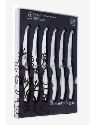 Imperial Steak Knives Set of 6