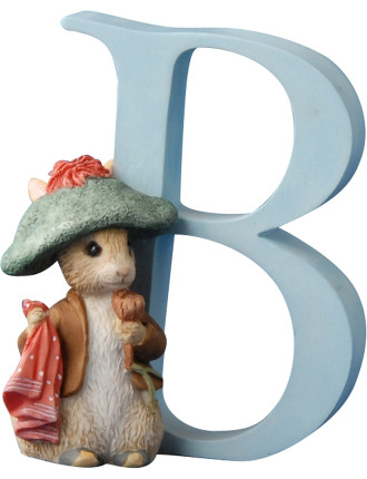 Alphabet Letter B - Benjamin Bunny