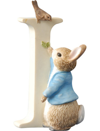 Alphabet Letter I - Peter Rabbit
