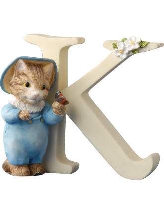 Alphabet Letter K - Tom Kitten