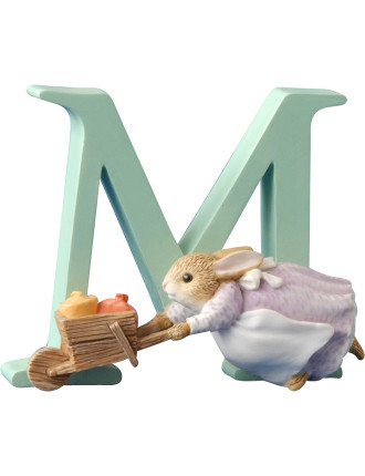 Alphabet Letter M - Cecily Parsley