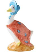 Jemima Puddle Duck Mini Figurine $29.95