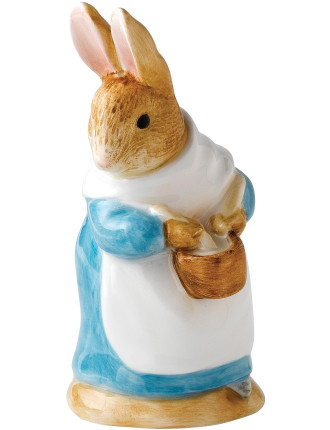 Mrs. Rabbit Mini Figurine