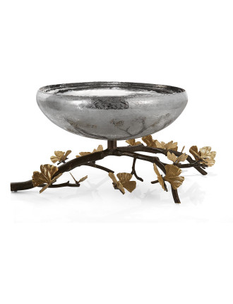 Butterfly Gingko Large Centrepiece Bowl