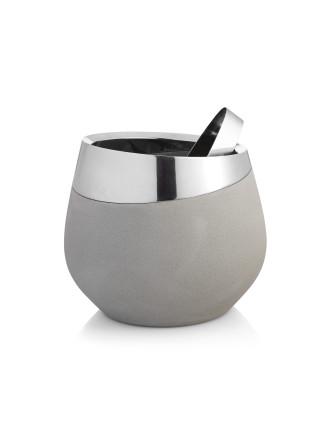Forte Ice Bucket W/Tongs