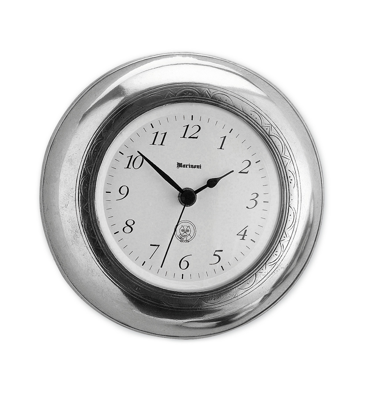 Clocks home decor david jones clock 19cm amipublicfo Image collections
