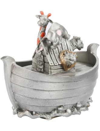 Noahs Ark Trinket Box