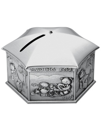 Teddy Bears Picnic Money Box