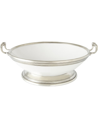 Duetto Round Fruit Bowl 34cm