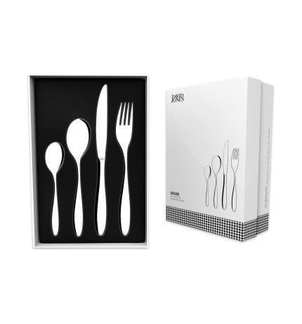 $119.95 RETAIL PRICE $71.97 REDUCED TO  sc 1 st  David Jones & Chicago 24pc Cutlery Set | David Jones