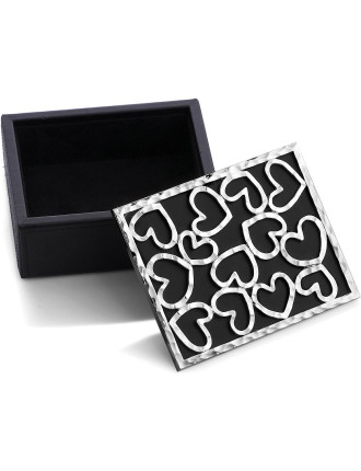 Heart Mini Jewelry Box