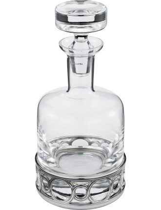 Chateau Whiskey Decanter
