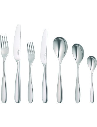 56 Piece Stanton Bright Cutlery Set