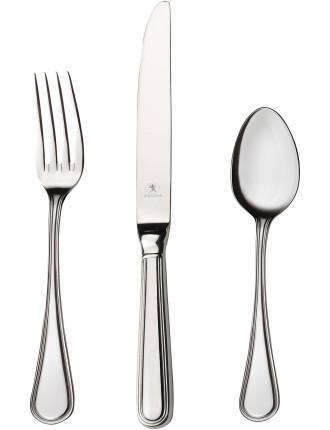English Thread 42pc Cutlery Set