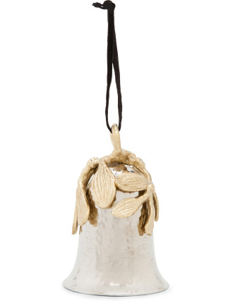 Mistletoe Bell Ornament