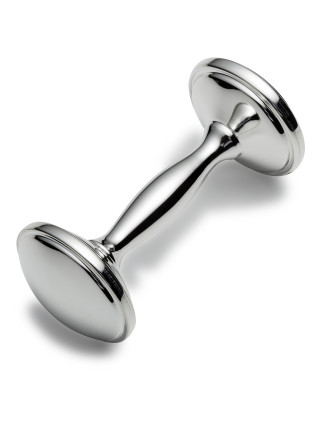 Dumbbell Rattle