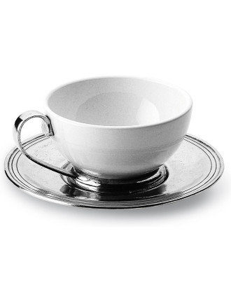 Cappuccino Cup & Saucer 11cm