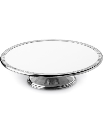 Footed Cake Stand 33x9.5cm