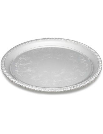 Gadroon Etched Tray