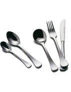 Cosmopolitan Cutlery Set 18/10 40-piece $250.00