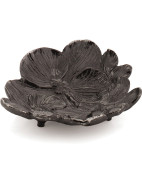 Black Orchid Mini Dish $55.00