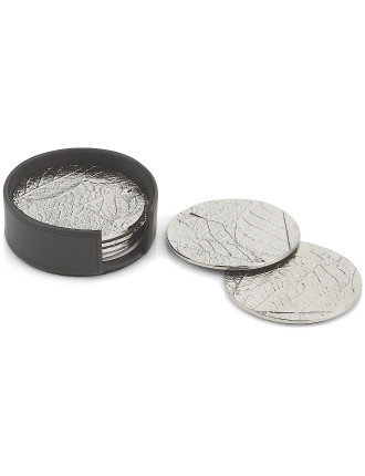 Forest Leaf Coasters