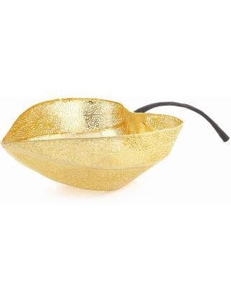 Gooseberry Pierced Bowl Medium