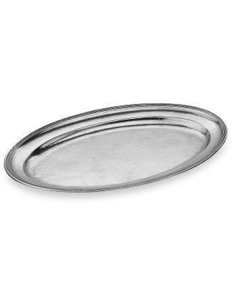 Oval Tray 25x17cm