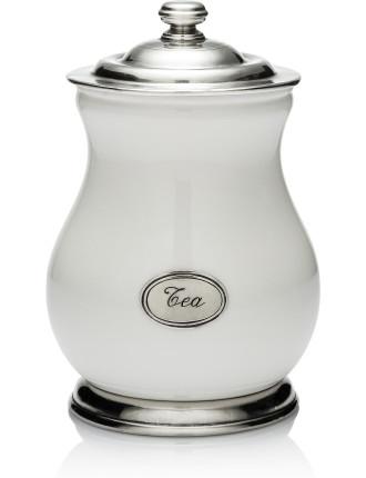 Tea Jar 22.5cm