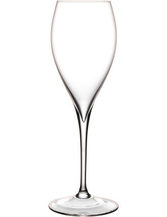 Grand Pique Champagne Flute set of two