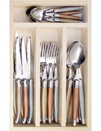 Raffine Cutlery Set 24-piece