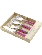 Childrens 4-Piece Cutlery Set $29.95