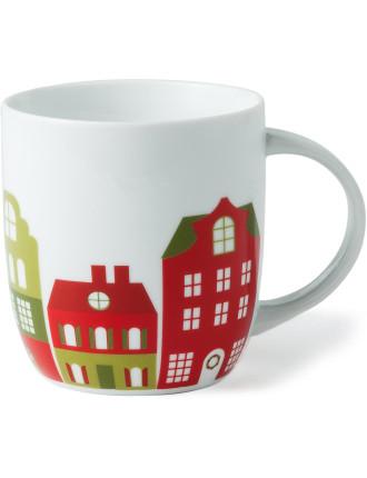 Festive Forest Mug