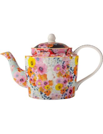 Cashmere Bloems Teapot
