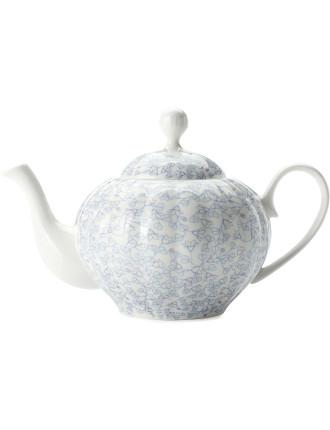 Charming Blue Bells Teapot