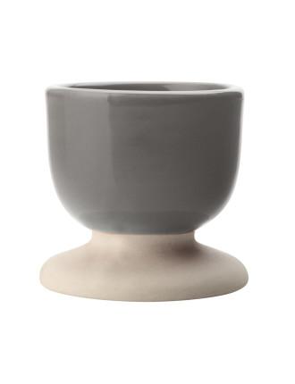 Artisan Egg Cup Charcoal